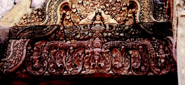 visitare Angkor Wat in Cambogia