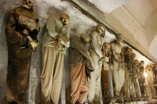 catacombe Palermo