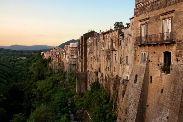 città del Sud Italia da visitare in Campania