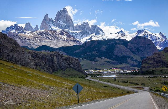 monte Fitz Roy Argentina