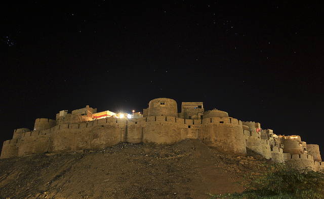 viaggio nel deserto di Thar