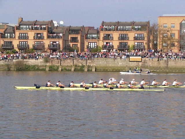 Boat Race Tames