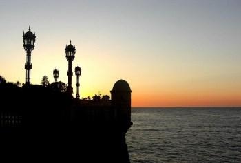 tramonto Cadice