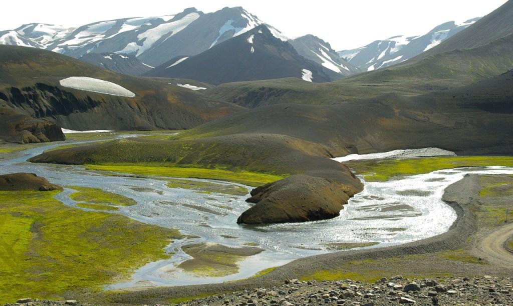panorami Islanda