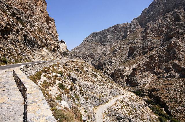 paesaggi Creta da visitare