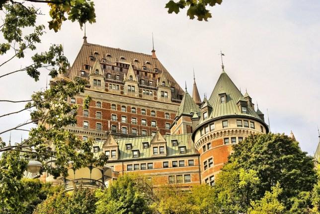 Hotel più belli del Canada