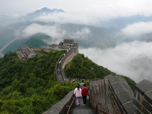 Visitare la Muraglia Cinese