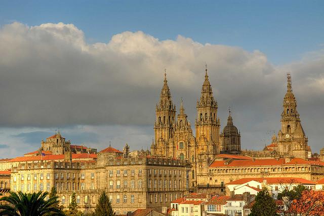 santuario Santiago de Compostela