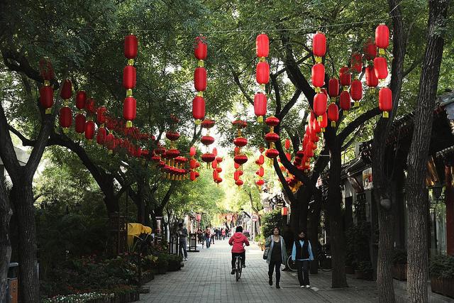 quartieri storici Pechino