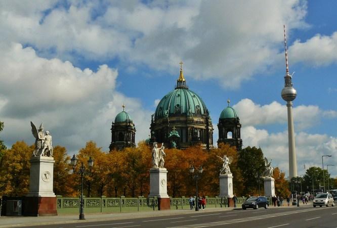 Berlino in Ottobre