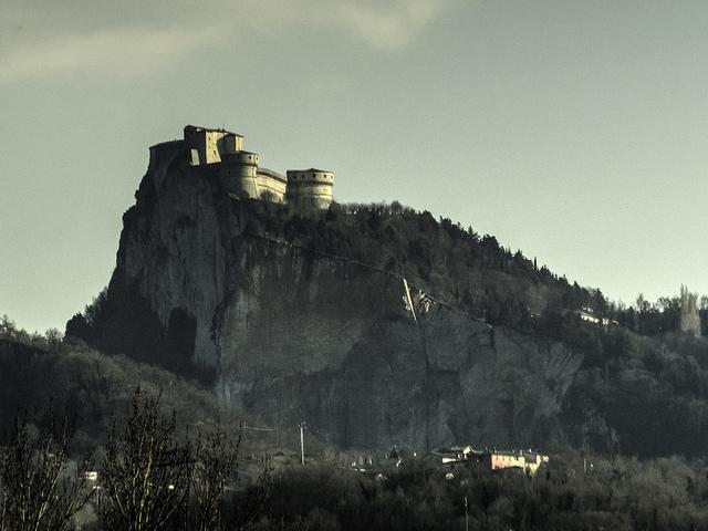 visitare San Leo e i borghi dell'Emilia Romagna