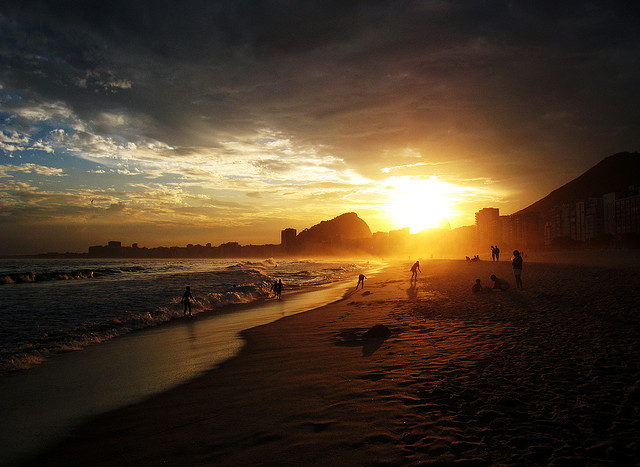 spiaggia copacabana