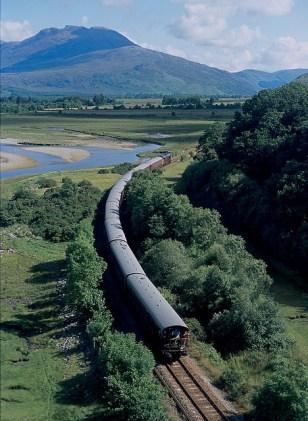 i migliori viaggi in treno
