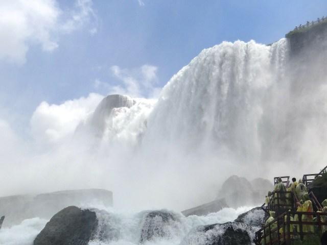 visitare le cascate del Niagara