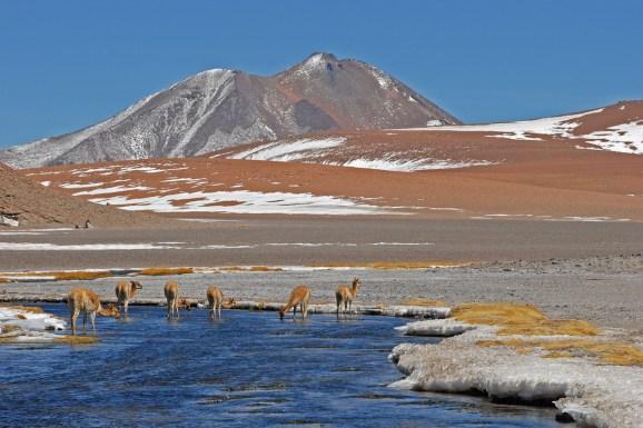escursioni sulle Ande