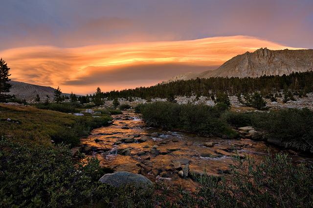 trekking nei parchi nazionali USA