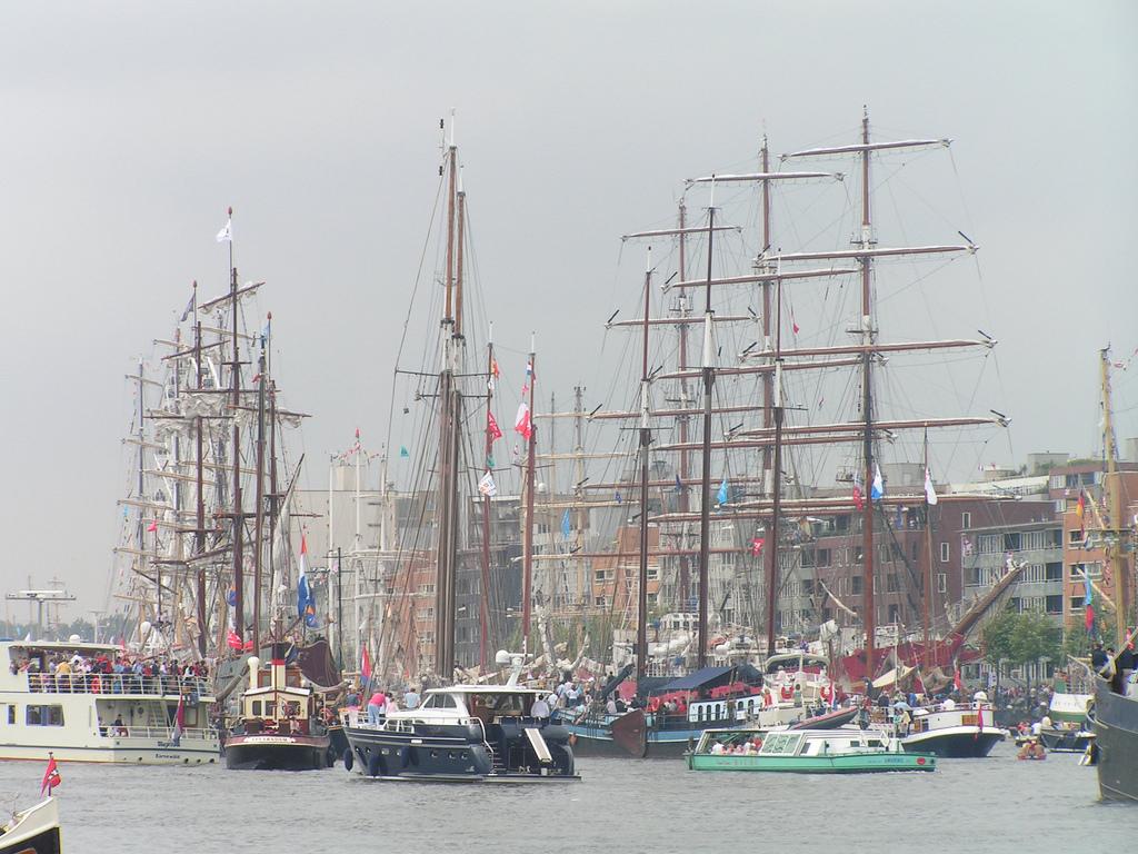 regata storica Amsterdam