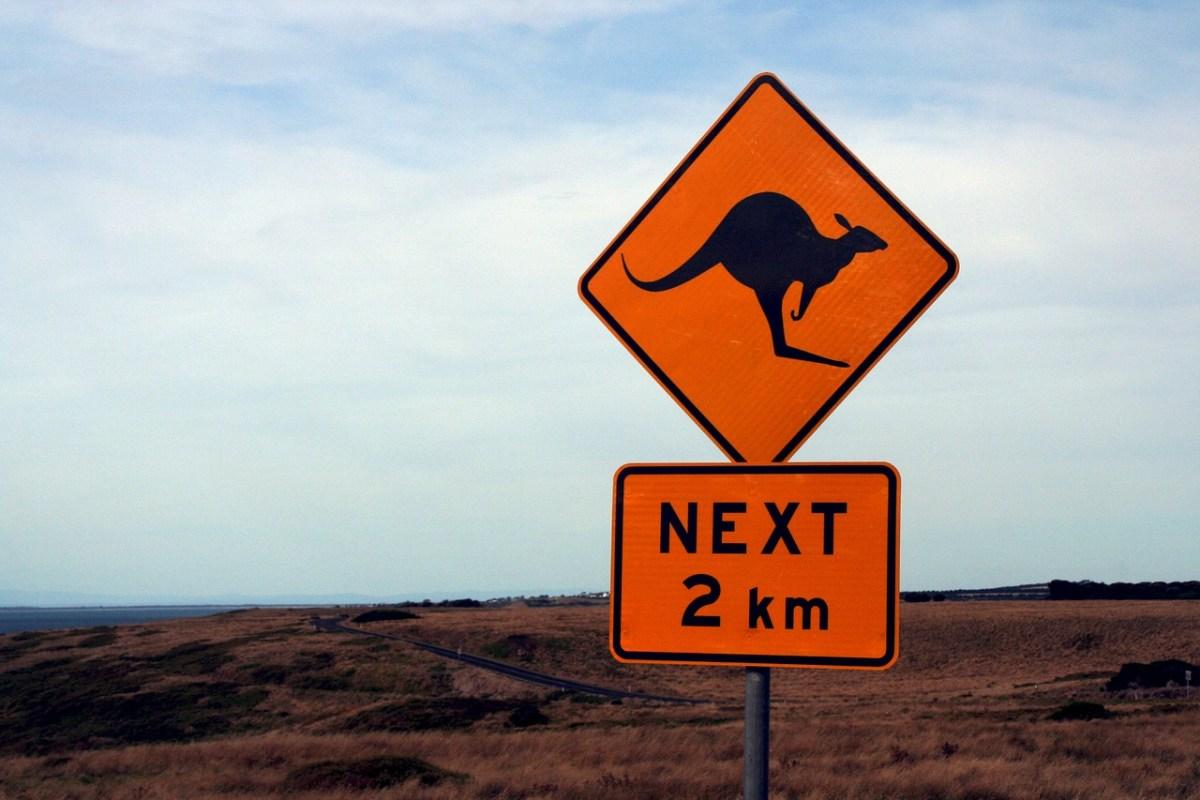 Itinerari in Australia a piedi, in treno e in aereo