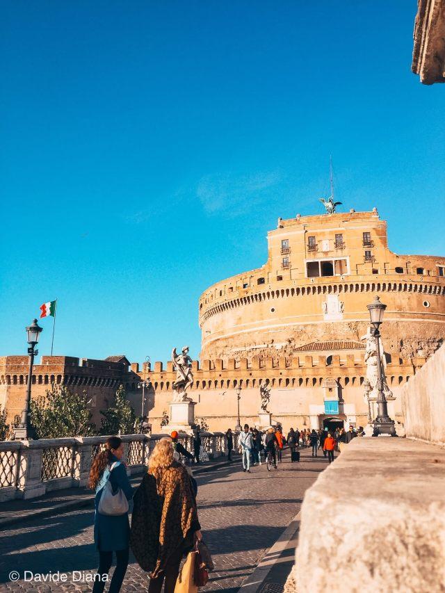 dove si trova Castel Sant'Angelo