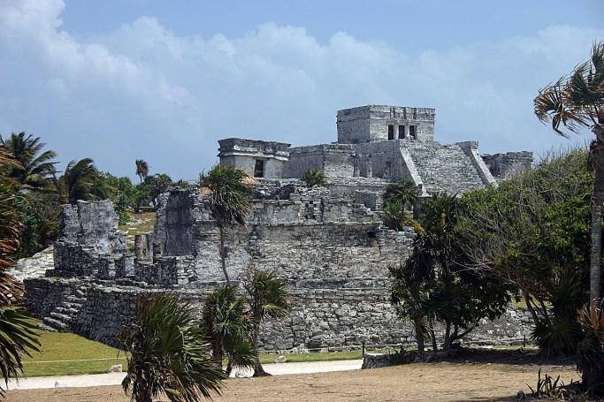 siti Maya da visitare in Messico