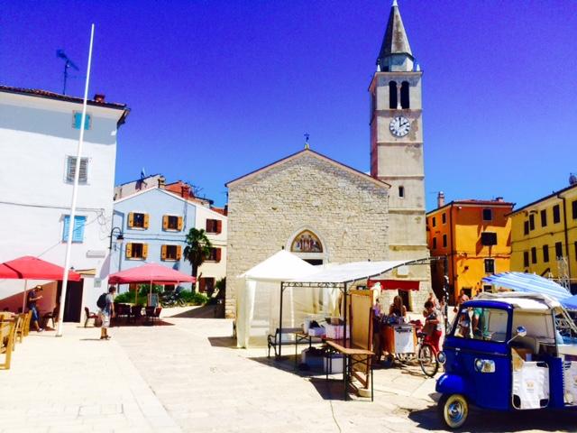 città più belle dell'Istria: visitare Fasana