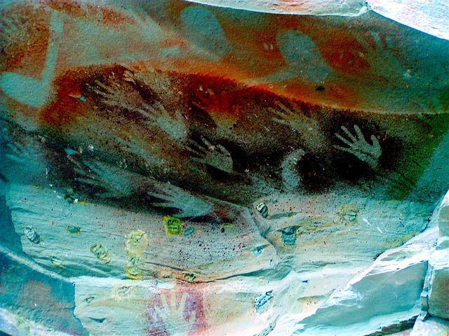 Pitture rupestri chiuse al pubblico