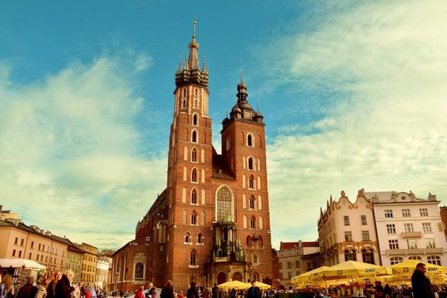 passare un weekend a Cracovia