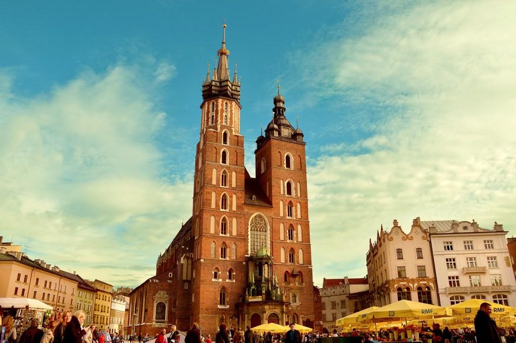 passare un weekend a Cracovia