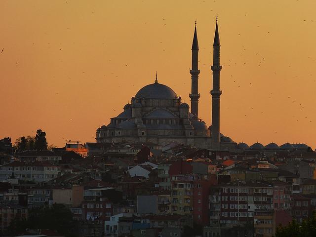 città eleganti da visitare Istanbul