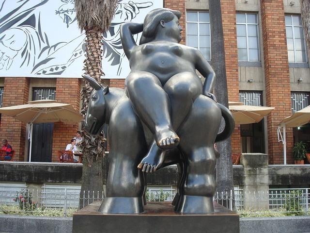 visitare Medellìn e Plaza Botero