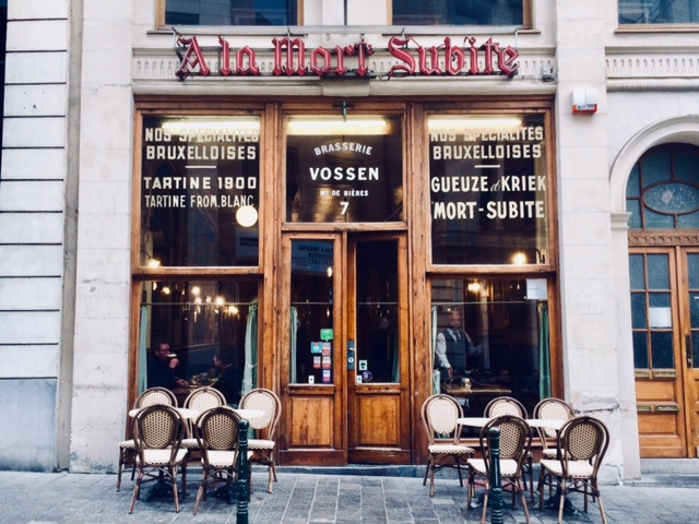 Locali storici Bruxelles
