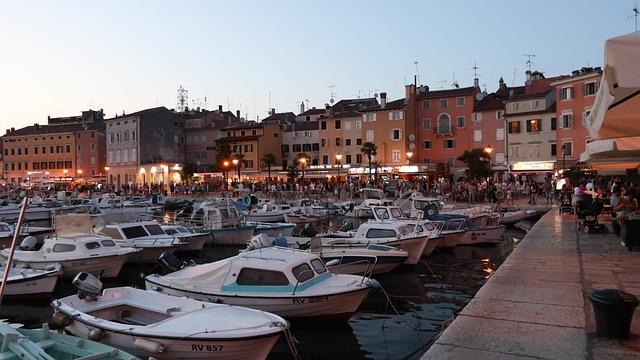 tour in barca Rovigno