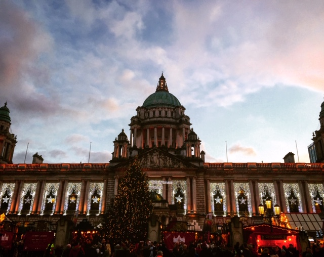 Mercatino di Natale a Belfast