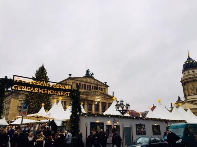 mercatini Berlino centro
