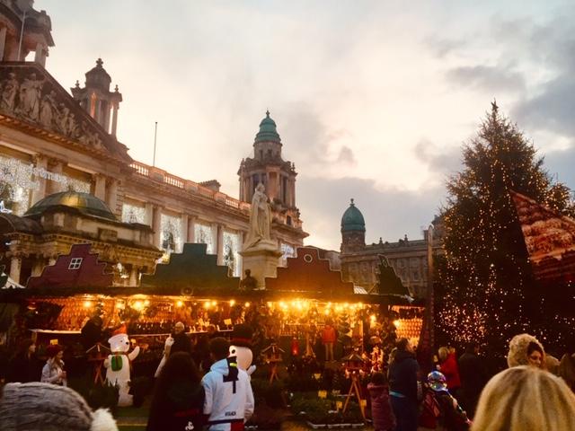 mercatini di Natale in Irlanda