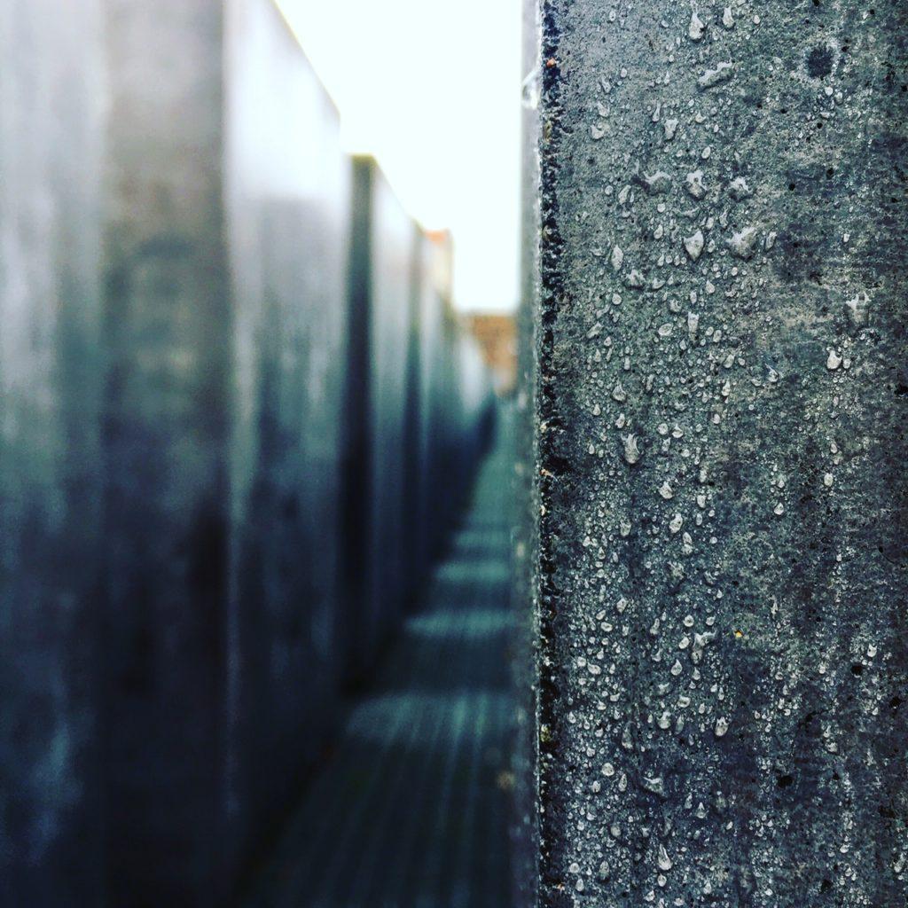 memoriale sui ebrei uccisi a Berlino