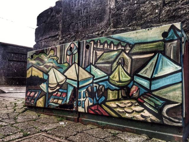 visitare Galway in un giorno Street art