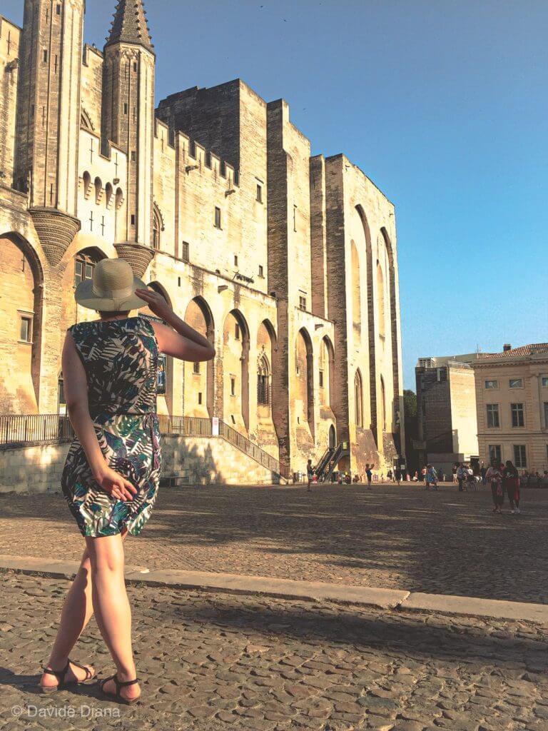 visitare Avignone in due giorni