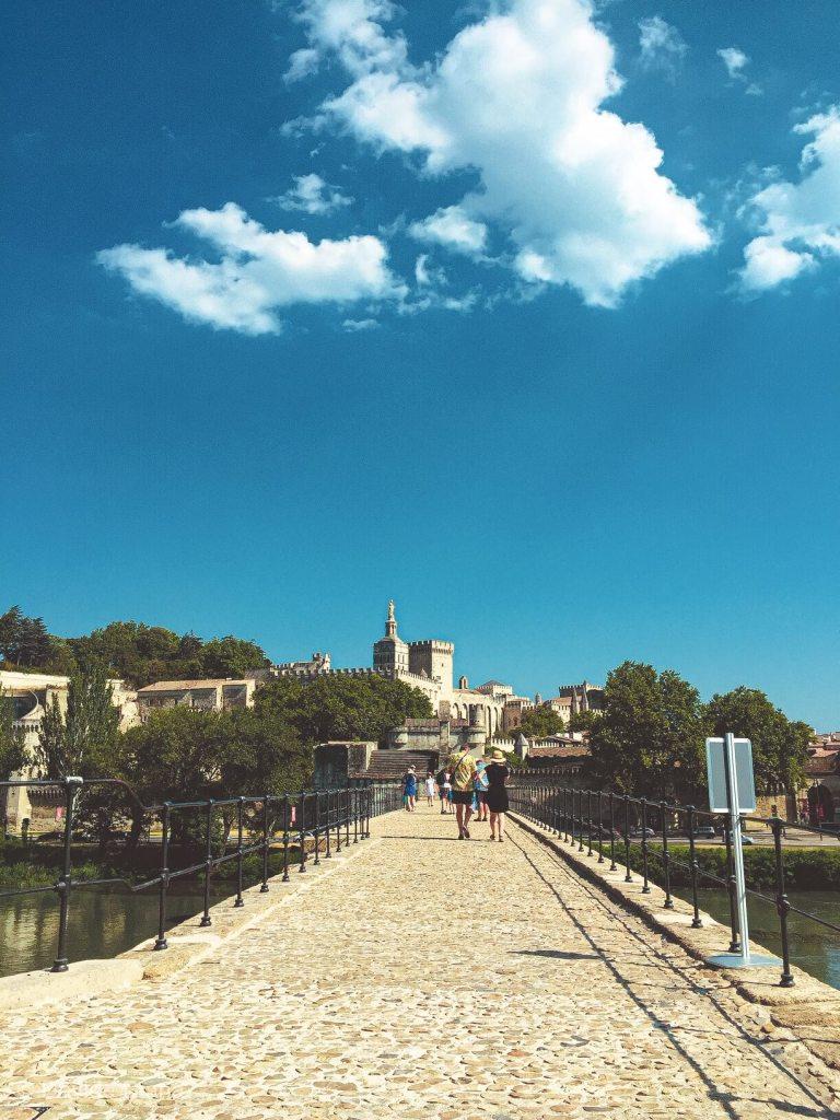 Biglietto Pont d'Avignon