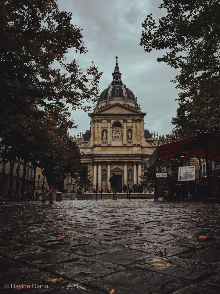 quartiere latino di Parigi