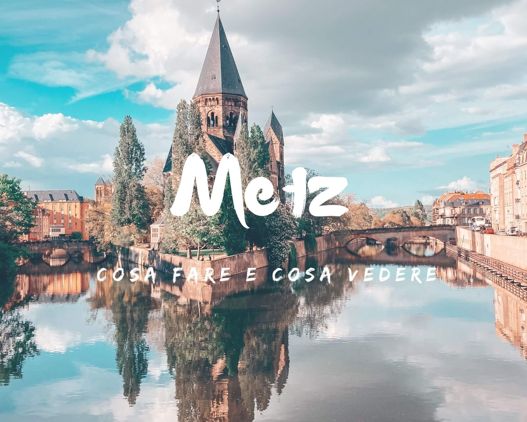 cosa gare a Metz in coppia