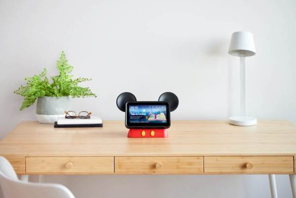 Amazon And Disney Team Up For New Device