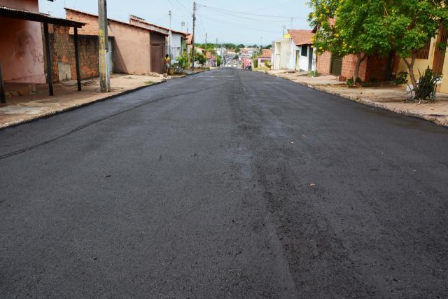 Bairro São João, em Araguaína, recebe moderna pavimentação em 21 ruas