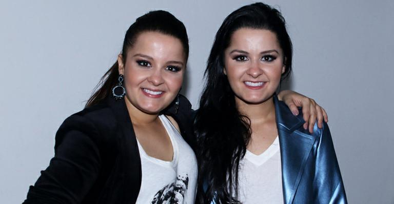"""Com cachê de 6 dígitos, Maiara e Maraísa fazem sucesso; dupla é atração confirmada no programa """"Encontro"""""""