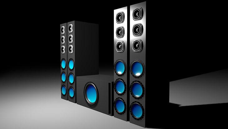 Collegamento passivo tra casse acustiche