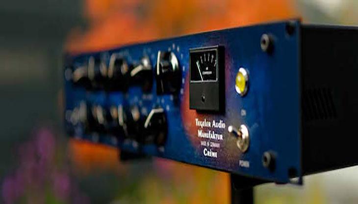 Il compressore audio