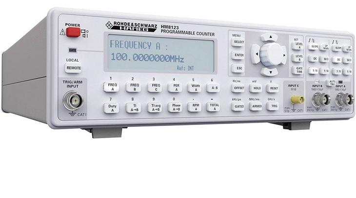 Il frequenzimetro
