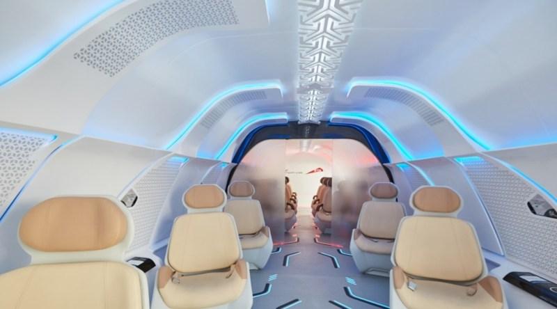 capsula Hyperloop