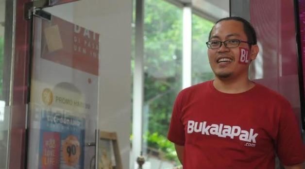 founder bukalapak