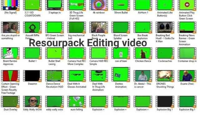 download bahan edit video youtube lucu